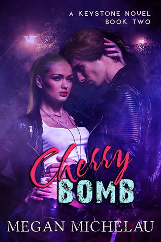 Blog Tour: Cherry Bomb by Megan Michelau (Excerpt & Review)