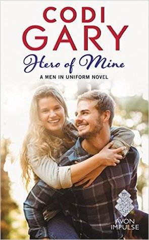 ARC Review: Hero of Mine by Codi Gary