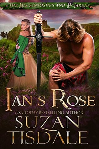 Spotlight: Ian's Rose by Suzan Tisdale (Excerpt & Giveaway)