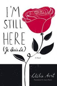 Blog Tour: I'm Still Here by Clelie Avit (Excerpt, Review & Giveaway)