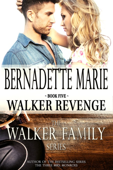Blog Tour: Walker Revenge by Bernadette Marie (Excerpt & Giveaway)