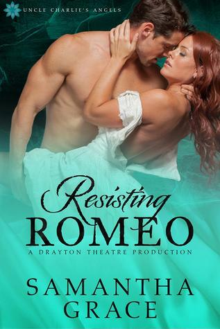 Author Visit: Resisting Romeo by Samantha Grace (Excerpt & Giveaway)