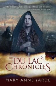 Blog Tour: The Du Lac Chronicles by Mary Anne Yarde (Interview)
