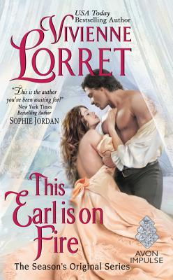 Blog Tour: This Earl is on Fire by Vivienne Lorret (Excerpt, Review & Giveaway)