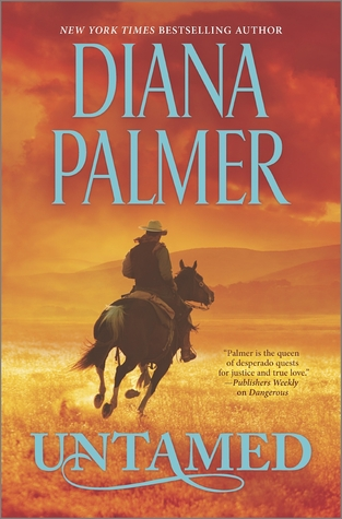 Blog Tour: Untamed by Diana Palmer (Interview & Giveaway)