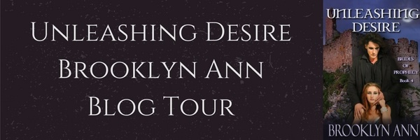 unleashing desire blog tour banner