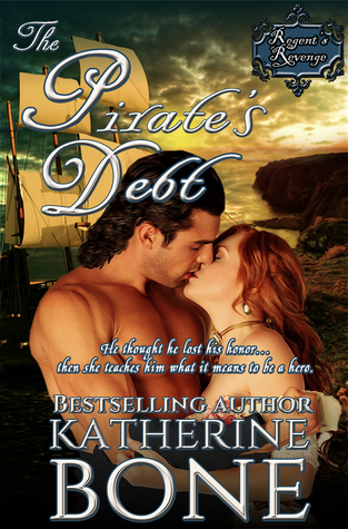 ARC Review: The Pirate's Debt by Katherine Bone
